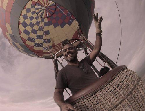 The Balloon Pilot