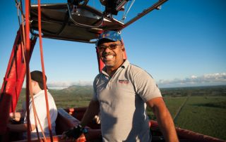 Pilot Luis Leonardo